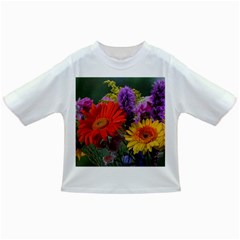 Colorful Flowers Infant/Toddler T-Shirts