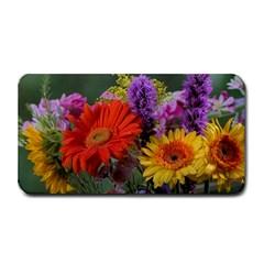 Colorful Flowers Medium Bar Mats