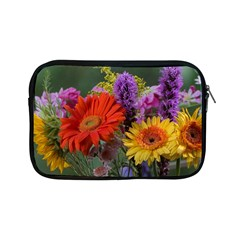 Colorful Flowers Apple iPad Mini Zipper Cases