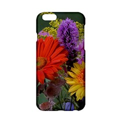 Colorful Flowers Apple iPhone 6/6S Hardshell Case