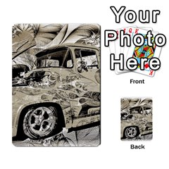 Old Ford Pick Up Truck  Multi-purpose Cards (Rectangle)