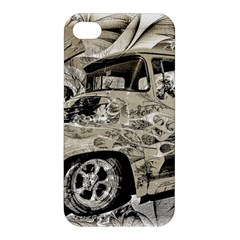 Old Ford Pick Up Truck  Apple Iphone 4/4s Premium Hardshell Case