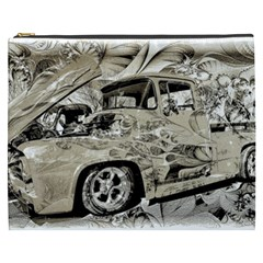 Old Ford Pick Up Truck  Cosmetic Bag (XXXL)