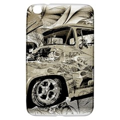 Old Ford Pick Up Truck  Samsung Galaxy Tab 3 (8 ) T3100 Hardshell Case