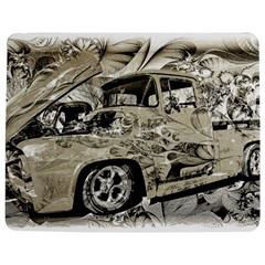 Old Ford Pick Up Truck  Jigsaw Puzzle Photo Stand (Rectangular)