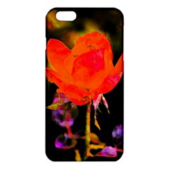 Red Beauty iPhone 6 Plus/6S Plus TPU Case