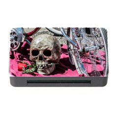 Skull and Bike Memory Card Reader with CF