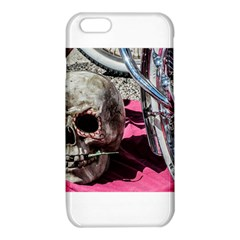 Skull and Bike iPhone 6/6S TPU Case