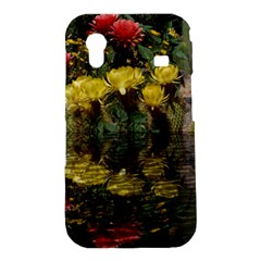 Cactus Flowers with Reflection Pool Samsung Galaxy Ace S5830 Hardshell Case
