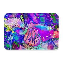 Psychedelic Butterfly Plate Mats