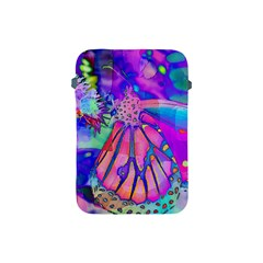 Psychedelic Butterfly Apple iPad Mini Protective Soft Cases