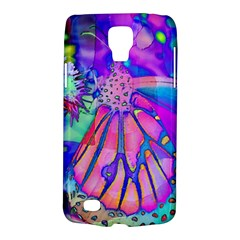 Psychedelic Butterfly Galaxy S4 Active
