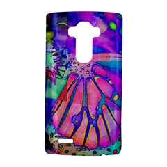 Psychedelic Butterfly LG G4 Hardshell Case