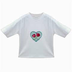 Love Ornate Motif  Infant/Toddler T-Shirts
