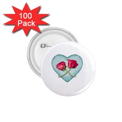 Love Ornate Motif  1.75  Buttons (100 pack)