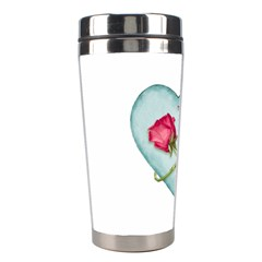Love Ornate Motif  Stainless Steel Travel Tumblers