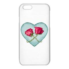 Love Ornate Motif  iPhone 6/6S TPU Case
