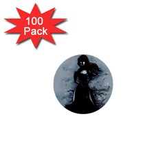 He Never Came 1  Mini Buttons (100 pack)