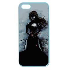 He Never Came Apple Seamless iPhone 5 Case (Color)