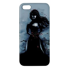 He Never Came iPhone 5S/ SE Premium Hardshell Case