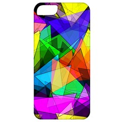 Colorful triangles                                                                  Apple iPhone 5 Classic Hardshell Case