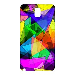 Colorful Triangles                                                                  			samsung Galaxy Note 3 N9005 Hardshell Back Case