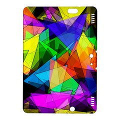 Colorful triangles                                                                  			Kindle Fire HDX 8.9  Hardshell Case