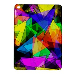 Colorful triangles                                                                  Apple iPad Air 2 Hardshell Case