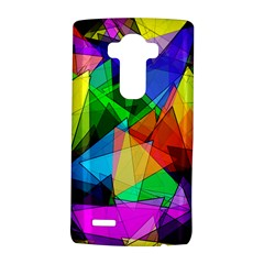 Colorful triangles                                                                  LG G4 Hardshell Case