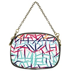 Strokes                                                                    Chain Purse (Two Sides)
