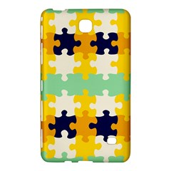 Puzzle pieces                                                                     			Samsung Galaxy Tab 4 (7 ) Hardshell Case