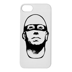 Baldhead Hero Comic Illustration Apple iPhone 5S/ SE Hardshell Case