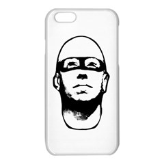 Baldhead Hero Comic Illustration iPhone 6/6S TPU Case
