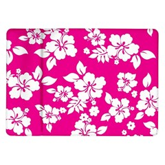 Pink Hawaiian Samsung Galaxy Tab 10.1  P7500 Flip Case