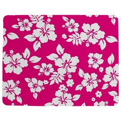 Pink Hawaiian Jigsaw Puzzle Photo Stand (Rectangular)