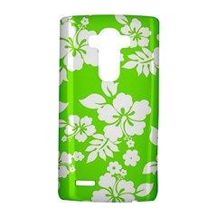Lime Hawaiian Lg G4 Hardshell Case