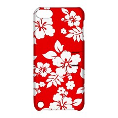 Red Hawaiian Apple iPod Touch 5 Hardshell Case with Stand