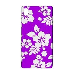 Purple Hawaiian Sony Xperia Z3+
