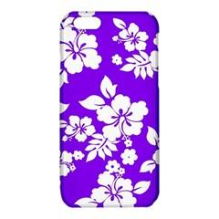 Violet Hawaiian iPhone 6/6S TPU Case