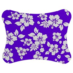 Violet Hawaiian Jigsaw Puzzle Photo Stand (bow)