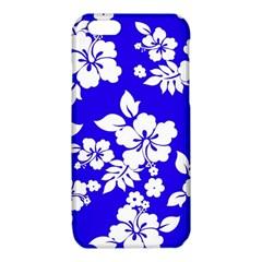 Deep Blue Hawaiian iPhone 6/6S TPU Case