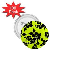 Dark Hawaiian 1.75  Buttons (100 pack)