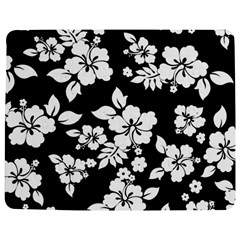 Black And White Hawaiian Jigsaw Puzzle Photo Stand (rectangular)