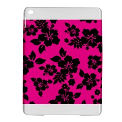 Dark Baby Pink Hawaiian iPad Air 2 Hardshell Cases