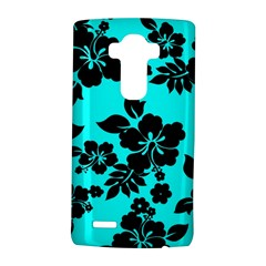 Blue Dark Hawaiian Lg G4 Hardshell Case