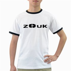 LICENCE TO ZOUK Ringer T-Shirts