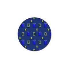 3D rectangles                                                                      Golf Ball Marker