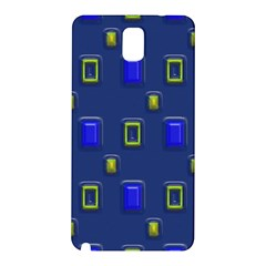 3D rectangles                                                                      Samsung Galaxy Note 3 N9005 Hardshell Back Case