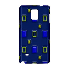 3D rectangles                                                                      Samsung Galaxy Note 4 Hardshell Case