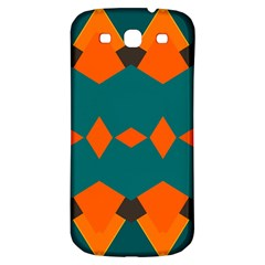 Rhombus and other shapes                                                                      			Samsung Galaxy S3 S III Classic Hardshell Back Case
